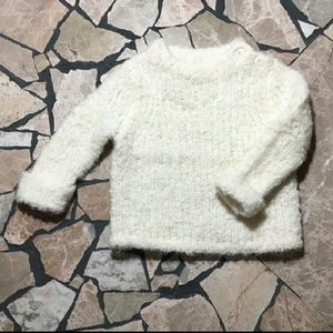 Alpaca Wool Blend Sweater